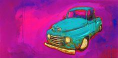 #arts #car #autos #carros #ford #truck #paint #pablorios #pabloivanrios #tucumán