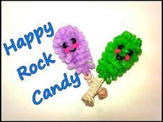 3-D Happy Rock Candy Tutorial by feelinspiffy (Rainbow Loom) - http://rainbowloomsale.com/3-d-happy-rock-candy-tutorial-by-feelinspiffy-rainbow-loom/