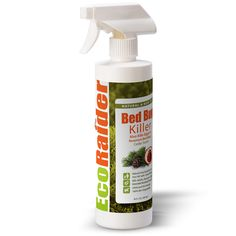 Discover the Bed Bug Killer Spray 16oz from EcoRaider. Start using the safest and most effective products available on the market today! Bed Bugs