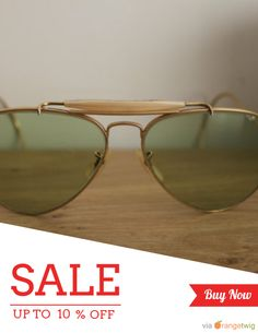 Get 10% OFF on select products. https://orangetwig.com/shops/AAA0zeW/campaigns/AABN8cs?cb=2015009&sn=RayBanVintageShop&ch=pin&crid=AABN8cg