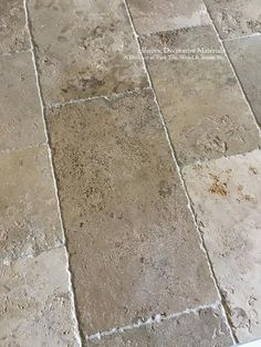 Napoléon Aged French Limestone Flooring - Historic Decorative Materials, a division of Pavé Tile, Wood & Stone, Inc. Stone Tile Flooring, Stone Tiles, Kitchen Flooring, Tile Wood, Bathroom Flooring, Stone Kitchen Floor, Flagstone Flooring, Granite Flooring, Oak Flooring