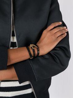 #mcq #alexandermcqueen #swallow #bracelet #women www.jofre.eu