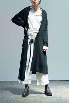 Y's Yohji Yamamoto S/S 2017