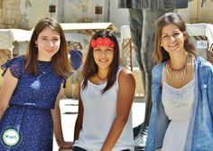 Ladies and Gentlemen... #Valletta. #PhotoShooting with our three marvellous #interns - Ophelie, Margaux and Gwendoline. Thanks a lot ! ♥ MORE PICS https://www.facebook.com/media/set/?set=a.880526635357801.1073741967.121636717913467&type=3