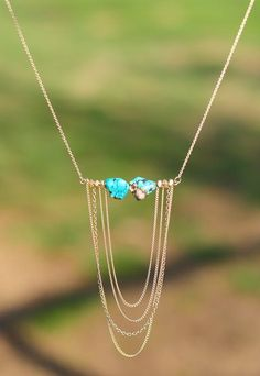 Set In Stone Necklace #necklaceholder