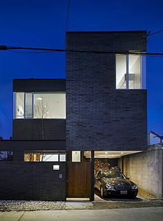 Laneway housing is very much an existing part of the urban Toronto fabric. Densification of neighbourhoods is achieved through redevelopment of infill l...