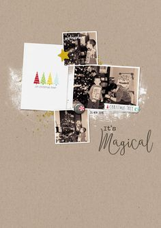 It s magical credits : by Dúnia Designs : Week days > http://shop.thedigitalpress.co/Week-Days-Photo-Overlays.html  25 days – kit > http://shop.thedigitalpress.co/25-Days-Digital-Kit.html  25 days - journal cards > http://shop.thedigitalpress.co/Documenting-Everyday-25-Days.html  by Joey Desy : Photobook C&S vol 18 > http://www.pixelpress.nl/index.php?route=product%2Fproduct&product_id=1025