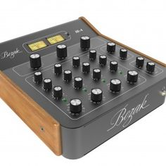 bozak_AR4_v1b_final Dj Sound, High Hat, Line Level, Dj Gear, Hybrid Design, Dj Booth, The Dj, Mixers, Audio Equipment