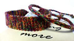 https://www.etsy.com/listing/566524419/handmade-variegated-woven-friendship?ref=shop_home_active_1 Handmade variegated woven friendship bracelet/ Macrame / Kumihimo/ Alpha pattern/hippie bracelets/boho bracelets/Thread bracelets