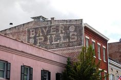 Bayer Pills, Georgia, Savannah