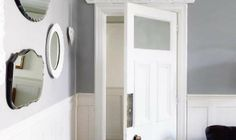 "I like the door. -jhlsn Original: ""Restoring a 1900s house 