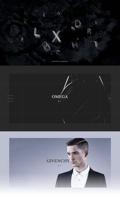 Alexandre Rochet (More web design inspiration at topdesigninspiration.com) #design #web #webdesign #sitedesign #responsive #ux #ui