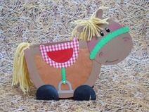 "Laterne ""Pony Pedro"" - (Martinslaterne)"