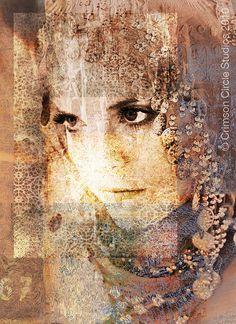 Gypsy Art Nouveau Women    Flickr