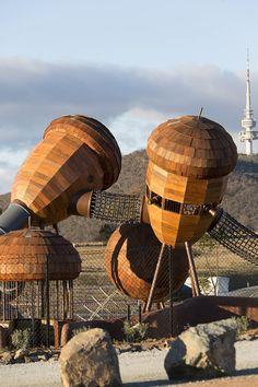 The National Arboretum Playground in Australia