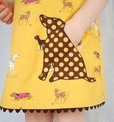 Ideas para decorar vestidos para niñas