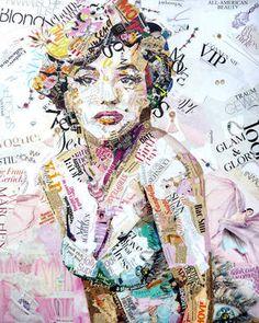 Collage by Ines Kouidis