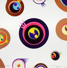 murakami sun | Takashi Murakami, Sun Flowers and Contemporary Art