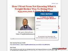 Freight Broker Sample Resume How Easy Is It To Become A Brokerage Agent Do You Just Get Onthe .