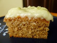 Banana Sheet Cake with Cream Cheese Frosting - made April 2015 from Simply Recipes After my last two baking debacles ( Snickerdoodl. Banana Recipes, Cake Recipes, Dessert Recipes, Yummy Recipes, Dinner Recipes, Cupcakes, Cupcake Cakes, Cake Icing, Banana Sheet Cakes