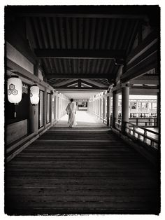 Hiroshima, Japan. 広島 厳島神社