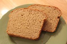 Homemade Honey Whole Wheat Bread w/o the Bread Machine!