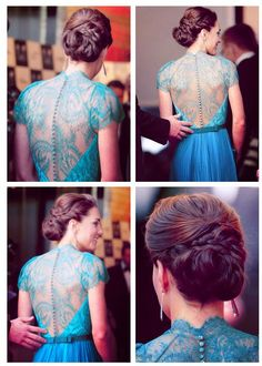 HAIR! Yes please. Thank you Kate Middleton.