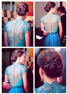 HAIR! Yes please. Thank you Kate Middleton.