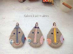 Japanese blog with fun sewing projects