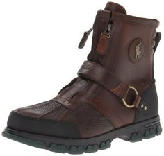 4239ff02919 Polo Ralph Lauren Men s Conquest Hi III-C Boot Amazon Shoes Bright Shoes