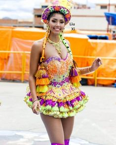 Beautiful Asian Girls, Beautiful Women, Carnival Girl, Rita Moreno, Culture Clothing, Carnival Festival, Photography Women, Dance Outfits, Hot Girls