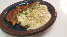 【濃厚なソースが決め手!!】牛肉のステーキ ガーリッククリームソース|LIMIA (リミア) #グルメ #料理 #レシピ Grains, Pork, Rice, Beef, Breakfast, Kale Stir Fry, Meat, Morning Coffee, Seeds