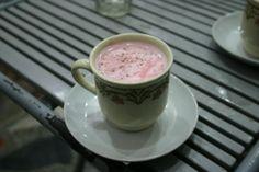 Kashmiri Chai | 29 South Asian Foods To Order That Aren't Chicken Tikka Masala