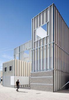 Architects question authorship with Lisbon Triennale pavilion