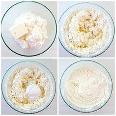 Mom's Cream Horns - Cream Cheese filling Cream Horn Molds, Cream Horns, Elegant Desserts, Easy Desserts, Dessert Recipes, Sweet Desserts, Sweet Recipes, Cookie Recipes, Pepperidge Farm Puff Pastry