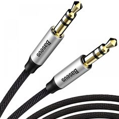 Baseus Jack Audio Cable Jack mm Male to Male Audio Aux Cable For Samsung Car Headphone Speaker Wire Line Aux Cord Iphone 3, Cable Iphone, Iphone Charger, Jack Audio, Ipod, Aux Cord, Speaker Wire, Male To Male, Samsung