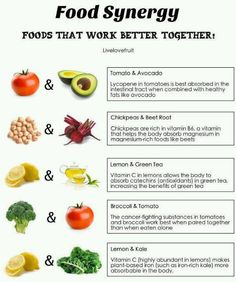 MIx and match produce for eating and juicing