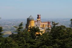 Visit Sintra, Portugal Land of Fairytales