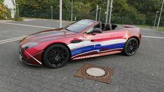 Aston Martin Vantage V12 S Roadster