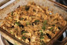"Paleo Tuna Casserole - with ""Magic Sauce"" and Cabbage"