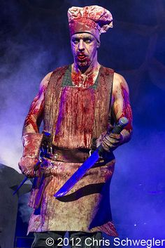 Rammstein @ Made In Germany 1995 - 2011 Tour, Palace Of Auburn Hills, Auburn Hills, MI - 05-06-12 by schwegweb, via Flickr