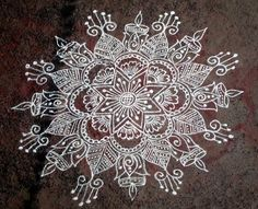 Kolam Designs and Images