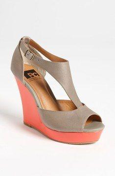 BC Footwear 'Lickety Split' Wedge Sandal on shopstyle.com