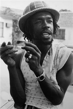 Dread of Alive - Peter Tosh