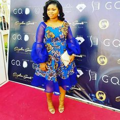 Get the look: Super Gorgeous Ankara Styles You Would Love At First Glance - Wedding Digest Naija African Wedding Dress, African Print Dresses, African Print Fashion, Africa Fashion, African Fashion Dresses, African Attire, African Wear, African Women, African Dress