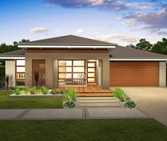 107 Best Modern Single Story Homes Images In 2019 Modern