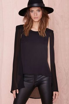 Nasty Gal Monica Top | Shop You, Me and the Moon at Nasty Gal