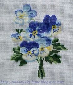 The most beautiful cross-stitch pattern - Knitting, Crochet Love Funny Cross Stitch Patterns, Simple Cross Stitch, Cross Stitch Borders, Cross Stitch Samplers, Modern Cross Stitch, Cross Stitch Flowers, Cross Stitch Charts, Cross Stitch Designs, Cross Stitching