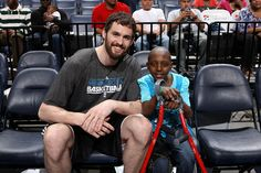 The NBA is giving back , via the Official Pinterest Blog