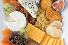 Need to assemble an appetizer platter in record time? Our Festive Cheese & Paté Platter is just what you need - it serves a crowd and takes only 15 minutes to pull together. Wine And Cheese Party, Wine Cheese, Philly Cream Cheese, Philadelphia Recipes, Christmas Cheese, Cheese Lover, Cheese Platters, Cooking Recipes, What's Cooking
